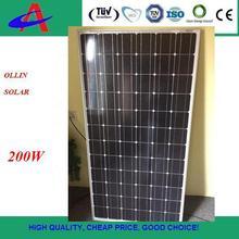 A-grade 240w solar module, low price mono solar panel