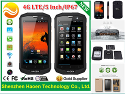 2015 New Ip67 Rugged Smart Phones Quad Core Waterproof Smartphones 5.0Inch 4G LTE Stone 5S Android Phones