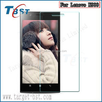 The factory price clear tempered glass screen protector for Lenovo K900 K910