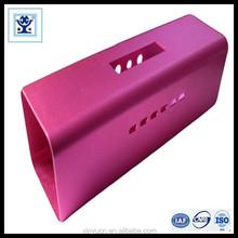 Usine couleur personnalisée aluminium profil 6063 en alliage d'aluminium à vendre