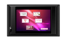 "7-10"" instore small touch screen LCD advertising video player/screen/monitor/display"