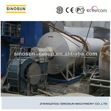 SINOSUN natural gas burner for asphalt plant