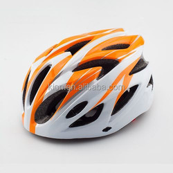 Pc material racing and cycling bicycle helmet