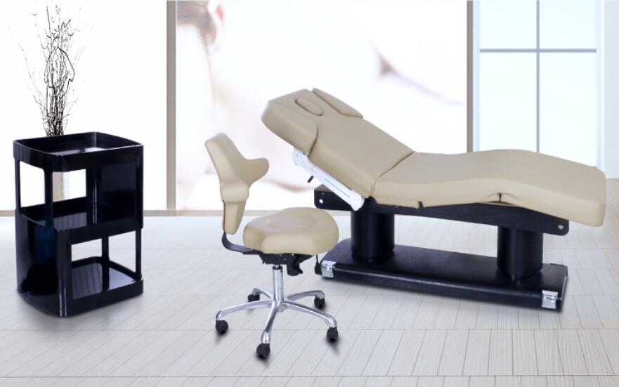 상업 가구 HZ-3838 나무 전기 마사지 아름다움 침대/높은 엔드 ...