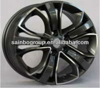 Fuel Economy And Green Brand New Alloy Wheels- MAZDA S667