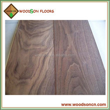 120mm Width Coffee Color American Walnut Engieered Hardwood Flooring