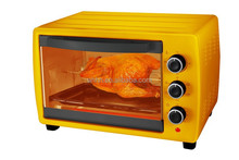 stainless steel 45L commercial use oven 220v portable electric roaster oven