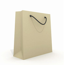 Orient wholesale eco craft shopping paper bag