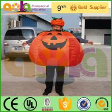 Manufacturer supply inflatable costume mascot made in China