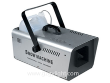 Competitive price and high quality 1500w snow making machine