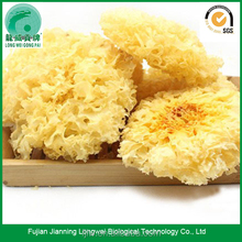 Dried Whole Snow White Jelly Fungus Tremella