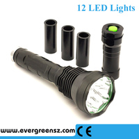 2015 Wholesale 12x mr Light LED Torch Flashlight 13000LM,LED Super Torch Light