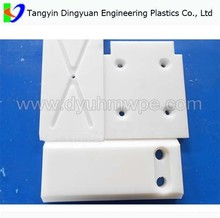 Hot sale uhmwpe spacer plastic/plastic blocks/tractor scraper blade manufacturer
