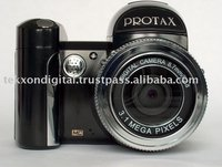 New Digital Camera Dc500t Black