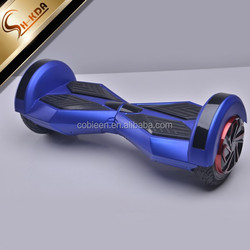 portable double drif car 5 colors low battery protection electric self balanceing scooter