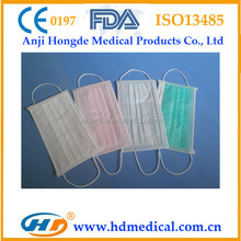 HD-31408 Nelson Certification for 3 Layers Surgical Mask