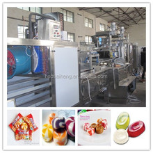 automatic hard candy depositing production line