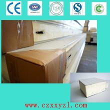 Thermal insulation pu polyurethane sandwich panel
