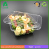 Disposable PET Plastic salad packaging container