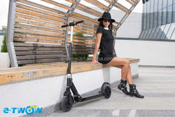e-twow foldable light weight mobility electric scooter / electric motorcycle