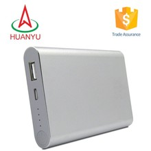 Wholesale price mobile 10000mah power bank with led light for tiger brand