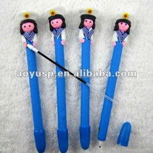 Promotion Polymer clay droitsof admiralty pen new design ball pen