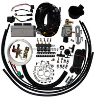 2015 NEW Hot diesel engines lpg conversion kit/ gas conversion kit for cars