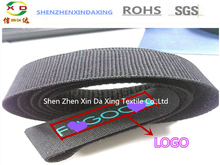 1 meter with custom logo and buckle hook and loop extension elastic strap