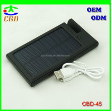 2015 New Products Arrival Power Bank 12000mah Mobile Portable Waterproof Solar Charger