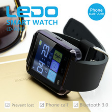 Cheap price 2015 best bluetooth smart wrist watch phone for android