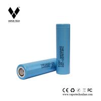 Samsung 25r 18650 Battery for Ecig Mechanical Mod from Vapor Tech