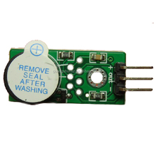 Active Alarm Buzzer Driver Module Single Chip Microcomputer Intelligent Car Robot Parts