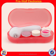 Fire -Wolf Top Selling Import Gift Items from China High Quality&Beauty 4 in 1 Facial Cleaning Brush Import Gift Items from Chin