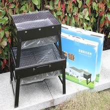 with high quality european bbq grill portable portable gas bbq grill with foldable leg/hinged lid lock with great price