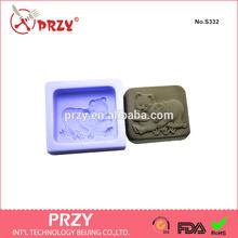 diy silikon sabun kalıpları