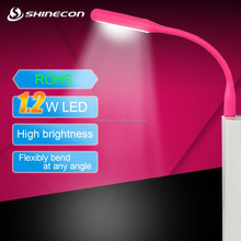 with 1 year warranty best price high quality tube lighting led zoo tubes/portable usb led light