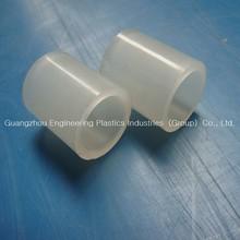 pe hdpe polyethylene custom LED spacer plastic tube pipe