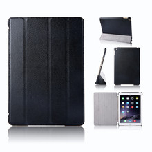 In Stock! Hot Smart Cover For iPad Air 2 Case Aypad Leather Cases