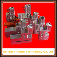 For Plastic Bag Hydraulic metal hole Pneumatic punch machine in hole punch
