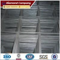 1/4 inch galvanized welded wire /welded mesh panel/welded wire mesh sizes