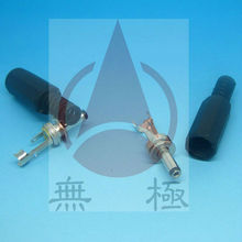 High Promotion Connector DC Power Plug 1.35mmx 3.5mm x 9.2mm