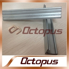 80-275g/m2 Sealant Galvanized Steel TDC Duct Flange