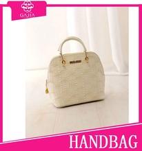 Top! Newest Fashionable Designer Wholesale Exported PU hard shell woman handbag