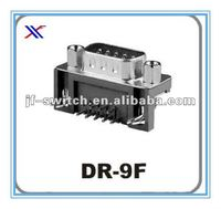connector for electrical DR-9F