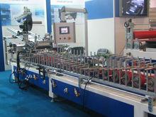Hot Glue Wood Veneer Wrapping Machine EWL-350