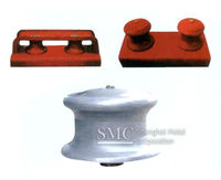 Marine Fairlead Roller: Type A, JIS F 2014-1987 with ABS, LR, GL, DNV, NK, BV, KR, RINA, RS, CCS