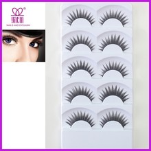2015 Hot Sale Red Cherry Eyelashes Wholesale.False Eyelashes Red Cherry.Human Hair Eye Lashes
