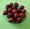 Custom transparent disposable plastic fruit salad tray for fruit