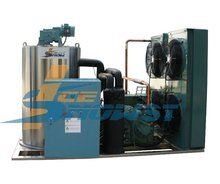 Excellent flake ice machines with reasonable price (0.35T-50T/day)