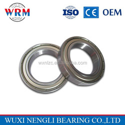 super precision bearing 6060 for washing machine Deep Groove Ball Bearing
